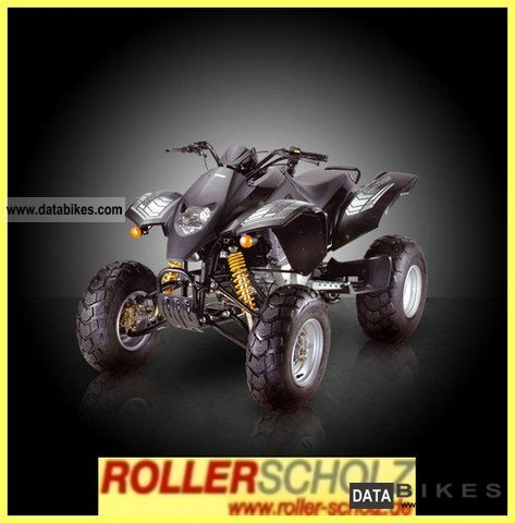 2011 Barossa  Titan 300 Motorcycle Quad photo