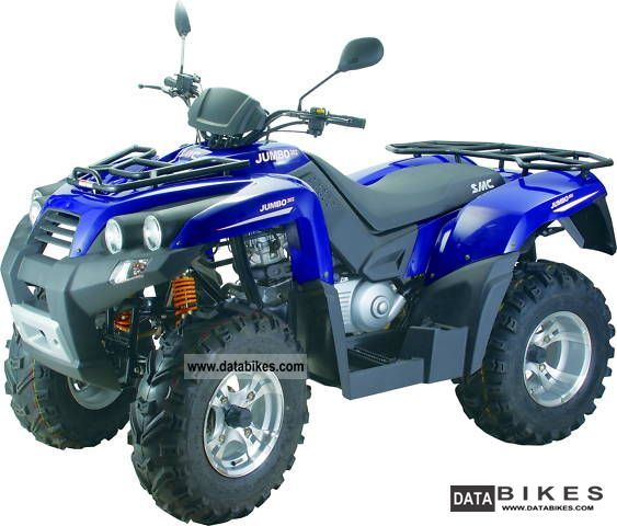 2011 Barossa  Jumbo 302 ATV Motorcycle Quad photo