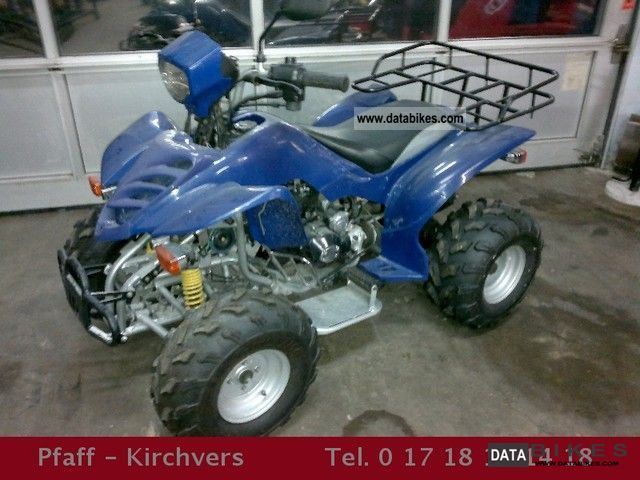 2006 Bashan  200 with Perm streets.! Inz. / Swap poss.! Motorcycle Quad photo