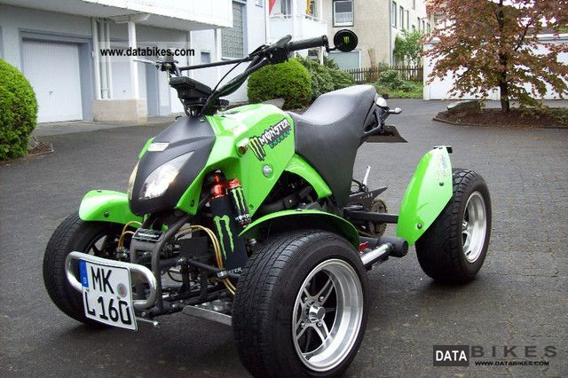 2008 Bashan  bs300s-18 Motorcycle Quad photo