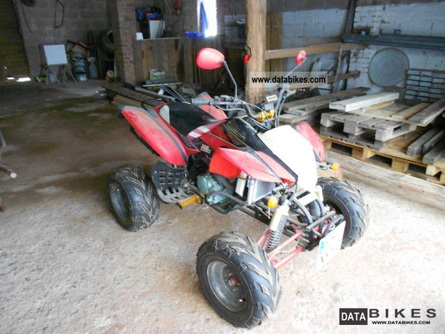 2008 Bashan  BS200S-7 Motorcycle Quad photo