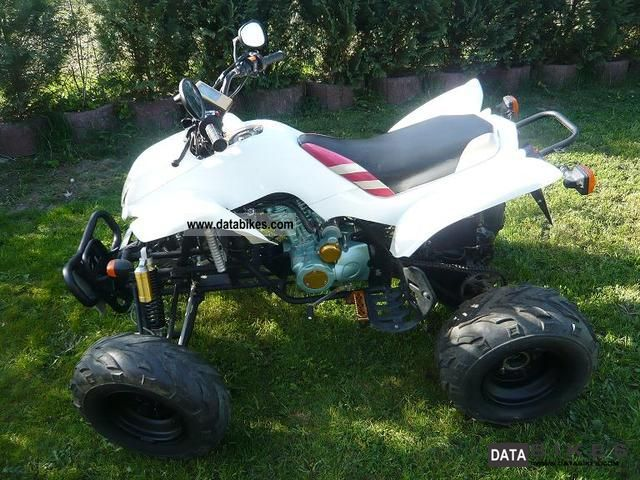 2007 Bashan  BS 200 S-7 Motorcycle Quad photo
