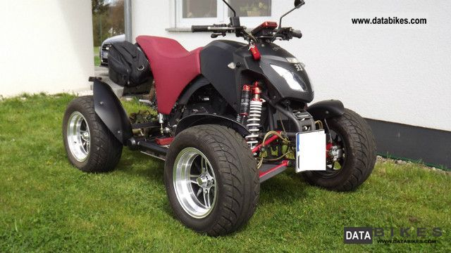 2010 Bashan  BS 300S-18 Motorcycle Quad photo