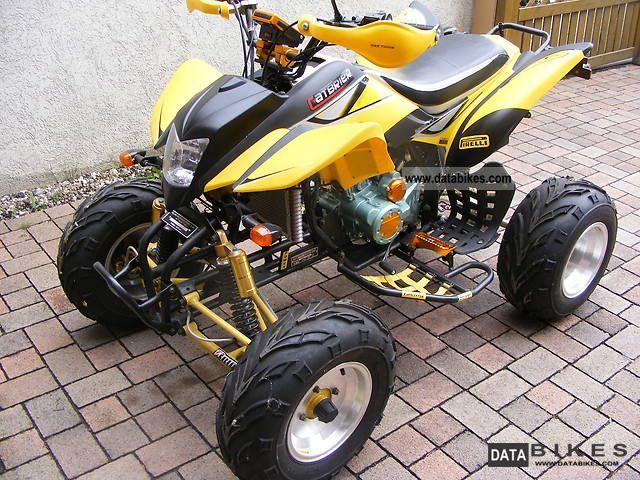 2012 Bashan  250 S-11 Motorcycle Quad photo