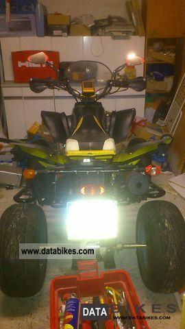 2008 Bashan  200cc Motorcycle Quad photo
