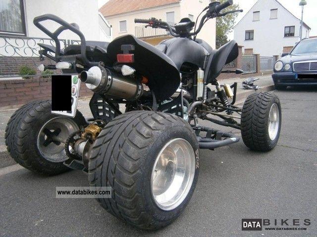 2009 Bashan  Bs250s-11B Motorcycle Quad photo