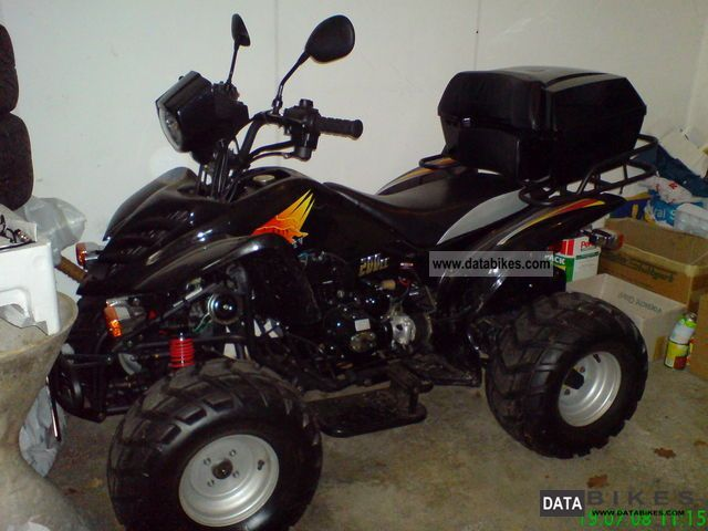 2007 Bashan  BS200S-3A Motorcycle Quad photo