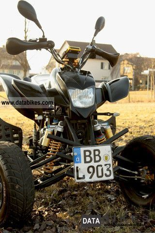 2010 Bashan  BS-250s Motorcycle Quad photo