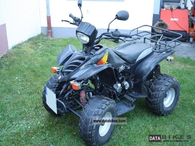 2008 Bashan  200 S-3 Motorcycle Quad photo
