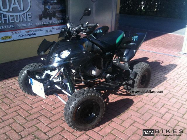 2010 Bashan  BS300S-A Motorcycle Quad photo