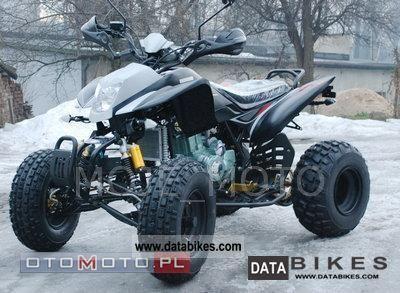 2011 Bashan  BS250s-11b Rydultowy / Raciborz Motorcycle Quad photo