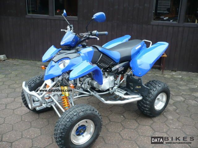 2011 Bashan  300-A Motorcycle Quad photo