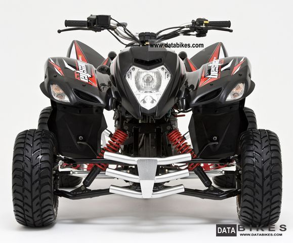 2011 Beeline  BESTIA Supermot 3.3 NEW NEW NEW Motorcycle Quad photo