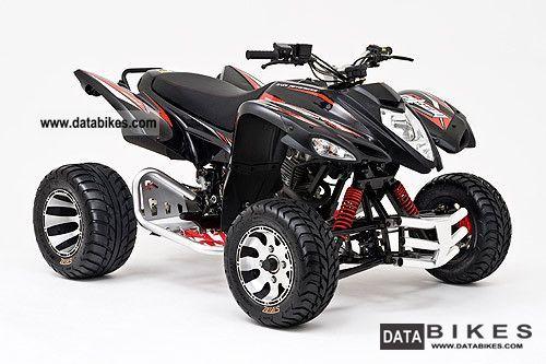 2011 Beeline  Bestia 3.3 Supermoto Motorcycle Quad photo