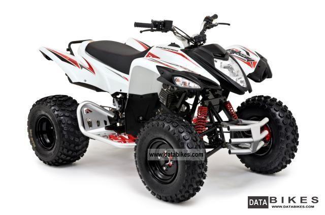 2011 Beeline  Bestia 3.3 * WAREHOUSE * Motorcycle Quad photo
