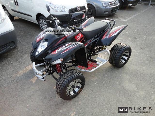 2011 Beeline  Bestia 3.3 Supermoto * WAREHOUSE * Motorcycle Quad photo