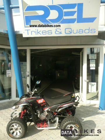 2011 Beeline  Bestia 3.3 Supermoto \ Motorcycle Quad photo