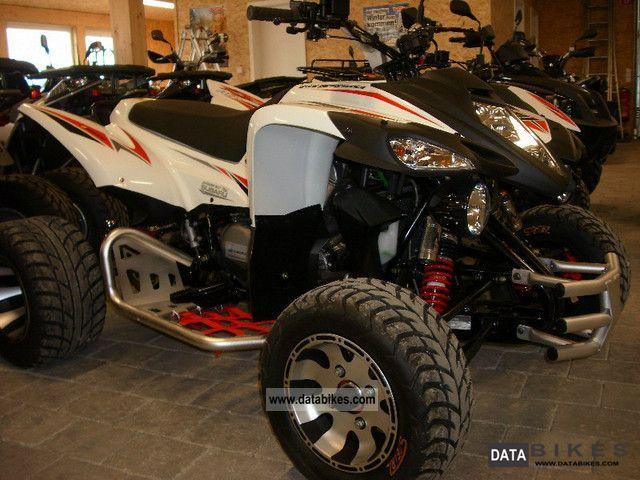 2011 Beeline  Bestia 5.5 LOF Supermoto Motorcycle Quad photo