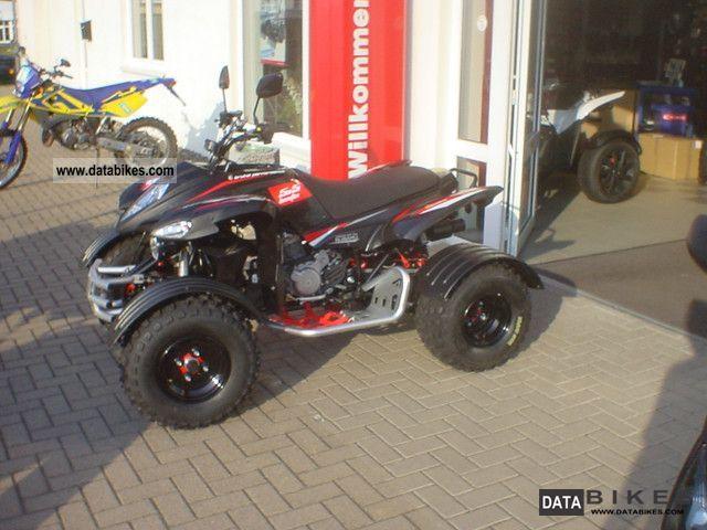 2011 Beeline  Bestia 5.5 LOF Motorcycle Quad photo