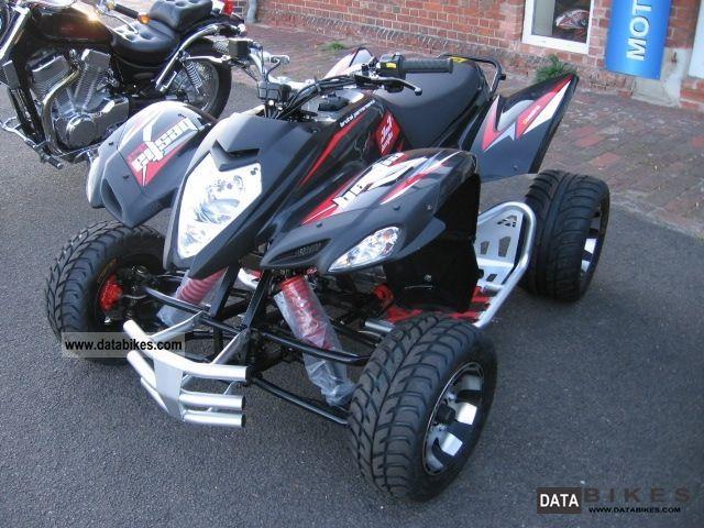 2011 Beeline  3.3SM Motorcycle Quad photo