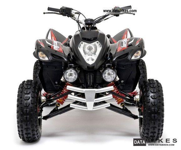 2011 Beeline  BESTIA OFFROAD 05.05 Incl. LOF stock Motorcycle Quad photo