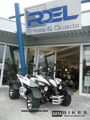 2011 Beeline  5.5 Supermoto \ Motorcycle Quad photo