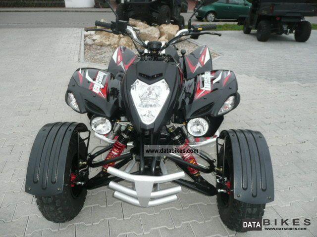 2011 Beeline  Bestia 5.5 \ Motorcycle Quad photo