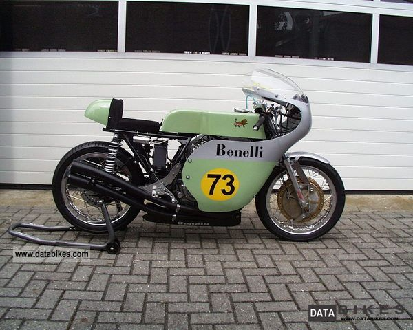 Benelli  Corsa 500cc Racer 1972 Vintage, Classic and Old Bikes photo