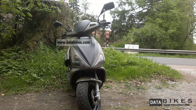 1998 Benelli  491 Army Edition Motorcycle Scooter photo