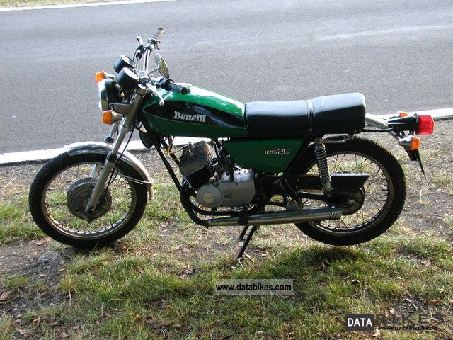 Benelli  125 2C 1977 Vintage, Classic and Old Bikes photo