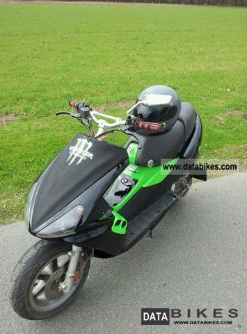 Benelli  491 Sports 1998 Scooter photo