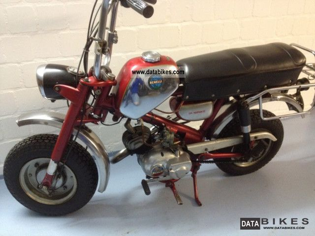 Benelli  III minibike, minibike - Dispatch 99 - 1971 Vintage, Classic and Old Bikes photo