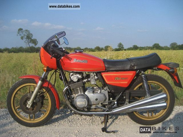 Benelli  354 Sports 1979 Vintage, Classic and Old Bikes photo