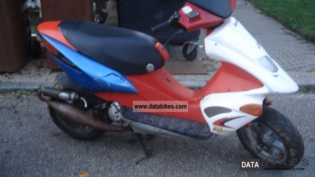 1998 Benelli  BA01 (K2) Motorcycle Motor-assisted Bicycle/Small Moped photo