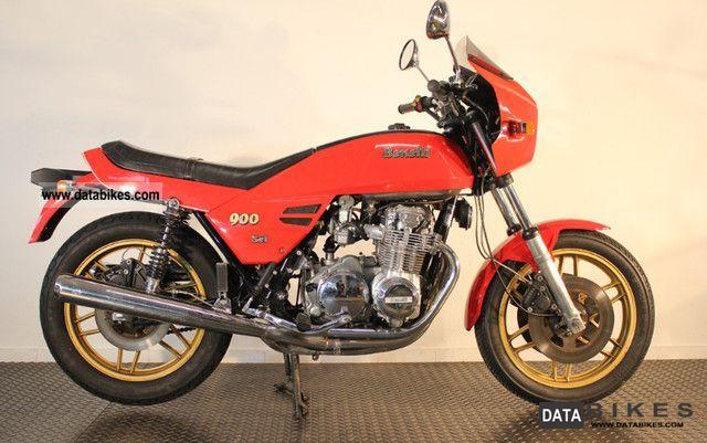 1985 Benelli  900 Sei Motorcycle Motorcycle photo