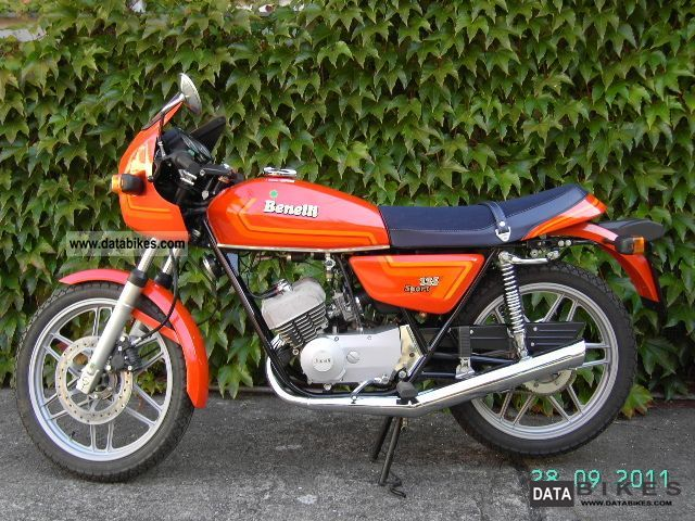 1986 Benelli  Sports Motorcycle Other photo