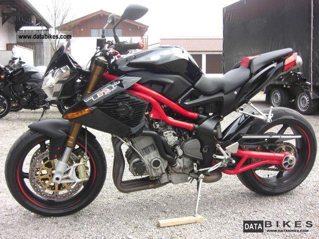 2008 Benelli Tnt 1130 Tornado Naked Sports