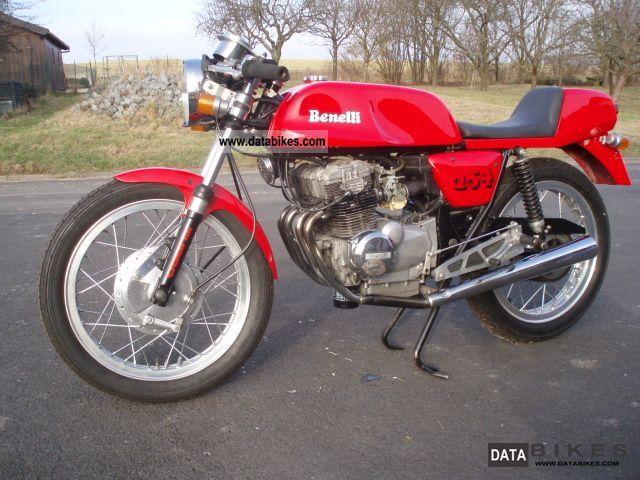 1982 Benelli  254 Motorcycle Motorcycle photo