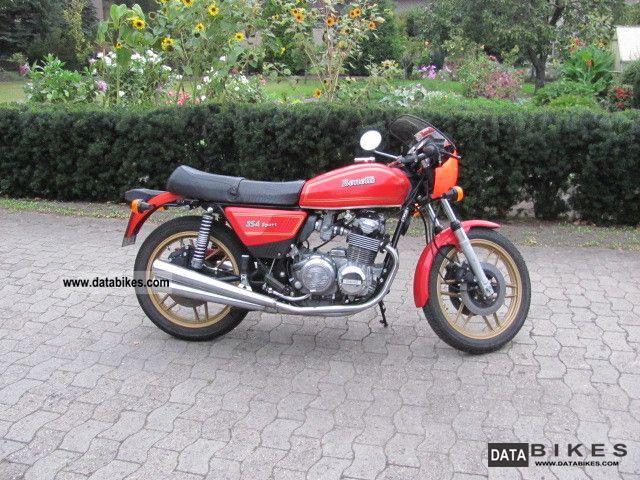 1981 Benelli  354 Sports Motorcycle Motorcycle photo