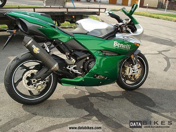 2007 Benelli Tornado Tre 1130