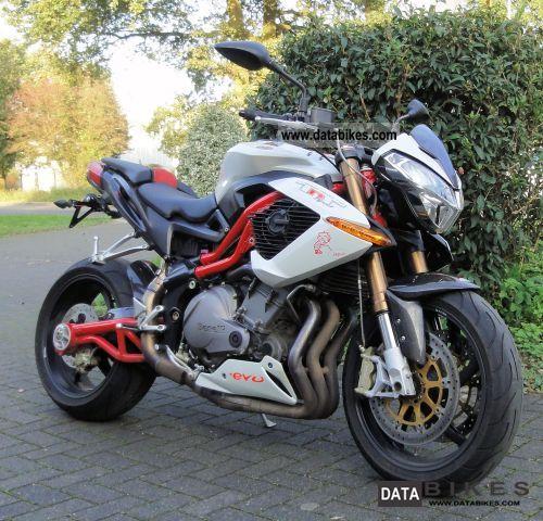 2010 Benelli  TNT 1130 Sport Evo exhaust HPE + 1 year warranty Motorcycle Streetfighter photo