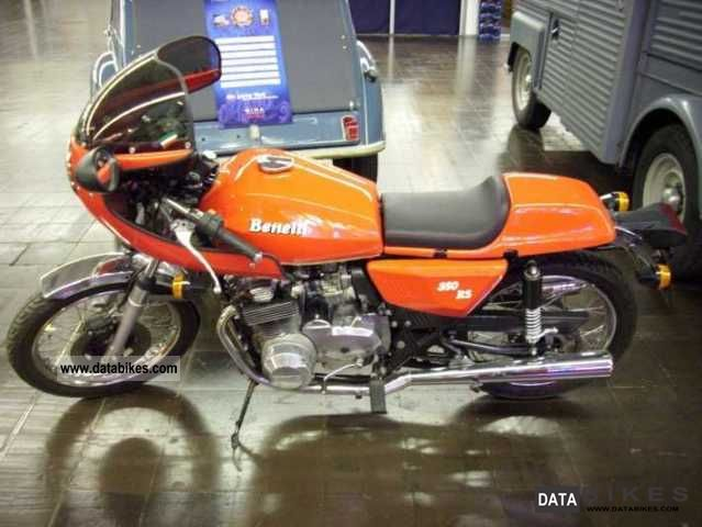 1980 Benelli  RS 350 - absolute rarity - 1 - A - mint condition Motorcycle Racing photo