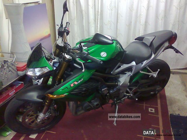Benelli  T.N.T 1130 2006 Streetfighter photo