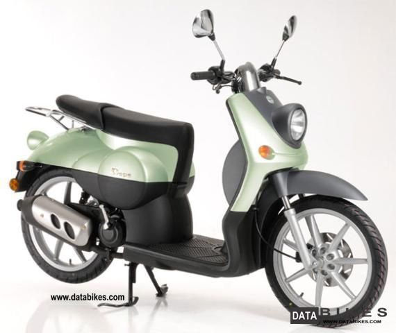 2011 benelli pepe scooter 50cc scooter retro green new. Black Bedroom Furniture Sets. Home Design Ideas