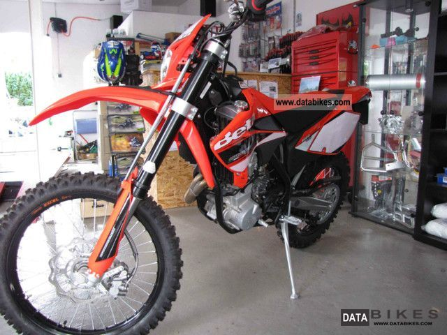 2007 Beta  450 RR Motorcycle Enduro/Touring Enduro photo