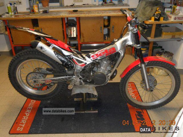2006 Beta  REV 3250 Trial Motorcycle Dirt Bike photo