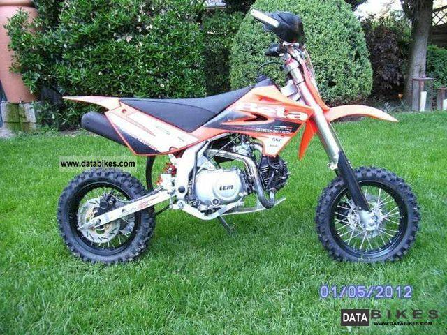 2010 Beta  R125 Motorcycle Rally/Cross photo