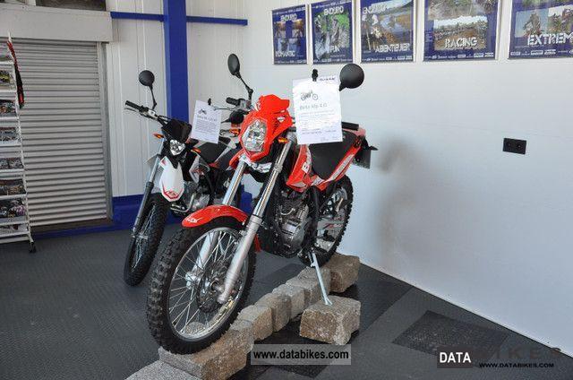 2011 Beta  ALP 4.0 from the dealer Motorcycle Enduro/Touring Enduro photo