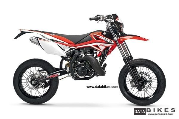 2011 Beta  RR 50 Motard Motorcycle Motor-assisted Bicycle/Small Moped photo