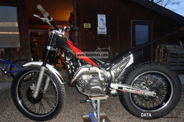 2010 Beta  Evo 2011 - Trial Motorcycle Motorcycle photo